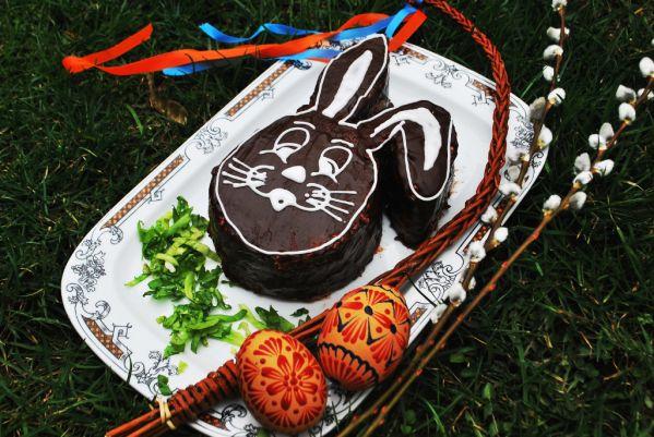 Torta na Veľkú noc |