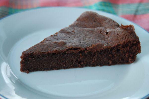 Gaštanovo – čokoládové brownies bez lepku |