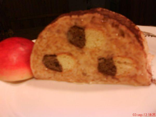 Jablkový srnčí chrbát |