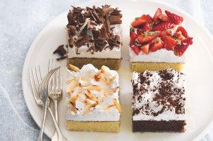 Čokoládový koláč tres leches