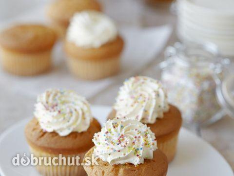 Základný recept na cupcake |