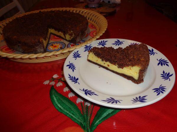 Tvarohová torta |