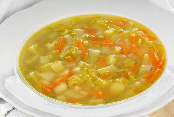 Savojská polievka  Soupe savoyarde |