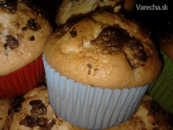 aa6dd319794e Konečne vláčne muffiny - Recept