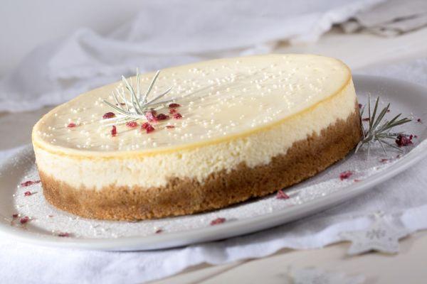Vianočný cheesecake |