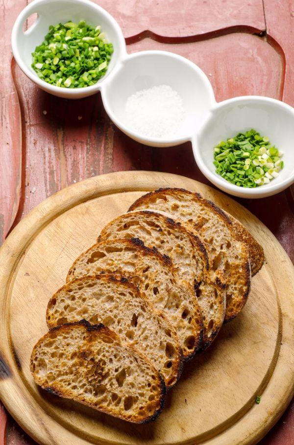 Opečený chlebík |