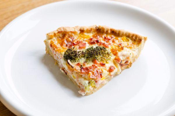 Zapekaná brokolica s kuracím mäskom |