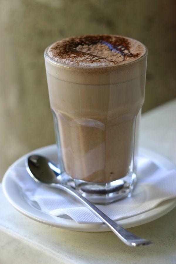 Horúca čokoláda so žĺtkom |