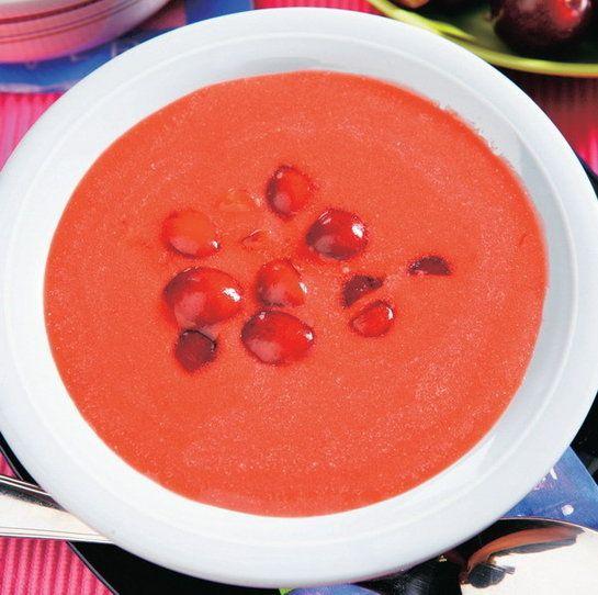 Čerešňovo-višňová polievka |