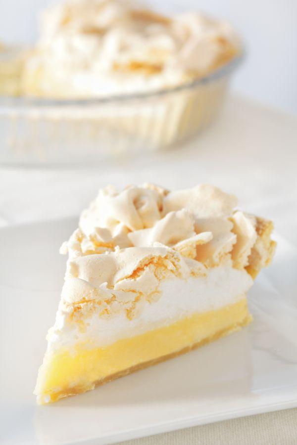 Krehký citrónový koláčik |