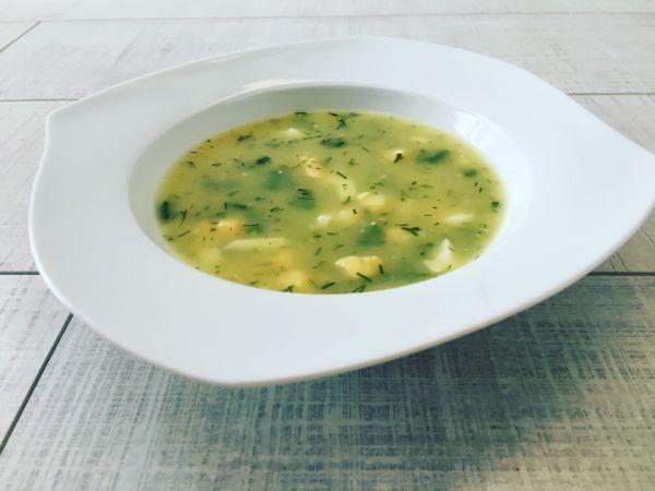 Videorecept: Zemiaková polievka na kyslo s fazuľkou, vajíčkom a ...