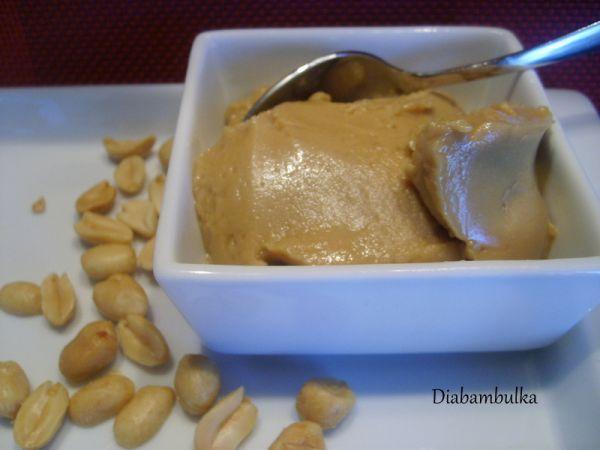 Domáce arašidové maslo |