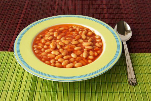 Fazuľová polievka na sladko |