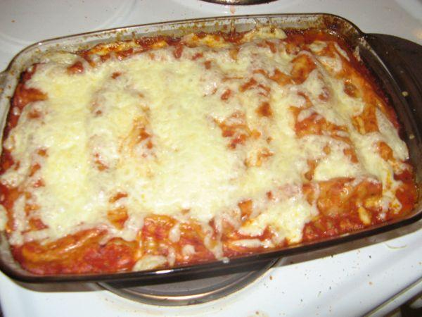 Skvelé domáce cannelloni |