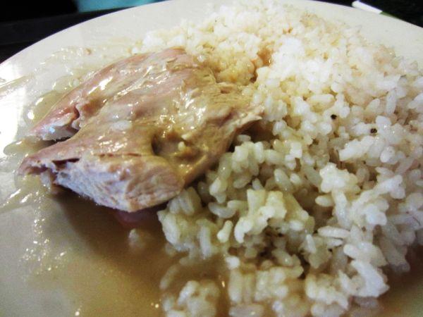 Kurací plátok na rozmaríne s ryžou |