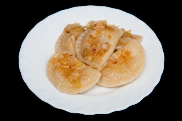 Bryndzové pirohy so zemiakovou plnkou |