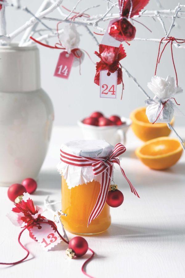 Vianočná pomarančová marmeláda |