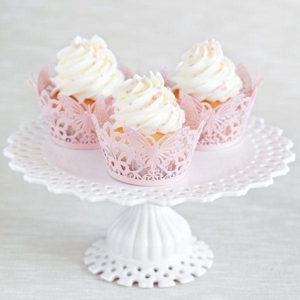 Jogurtové cupcakes |