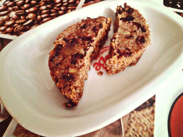 Sladučký müsli chlebíček  koláčik |