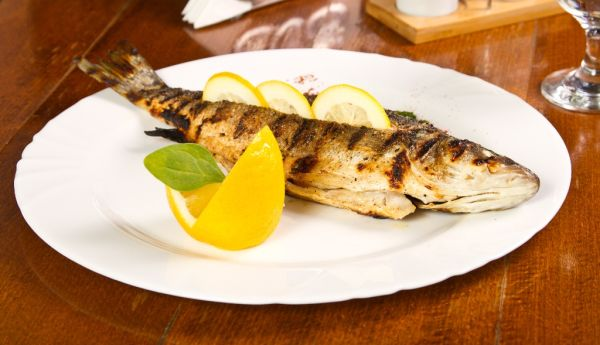 Grilovaná makrela |