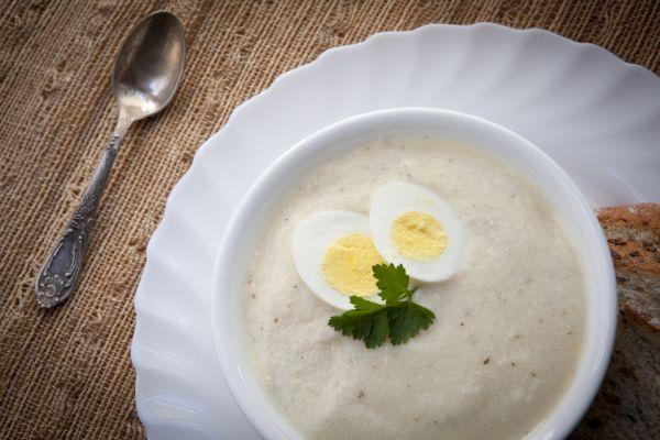 Krkonošská polievka  