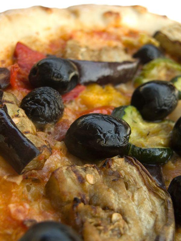 Špaldová pizza pre vegetariánov  
