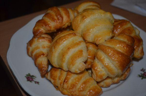 Domáce croissanty |