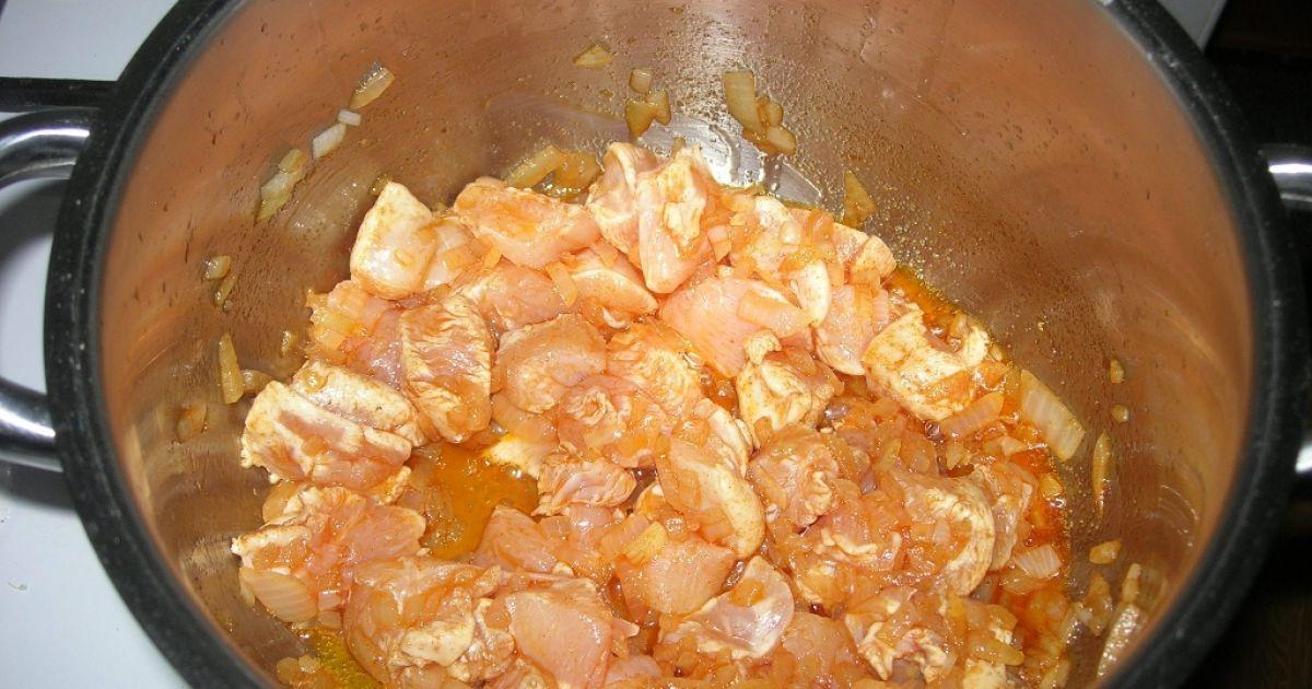 Kuracie mäso na smotane, fotogaléria 6 / 12.