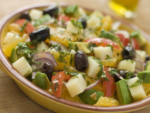 Zemiakový šalát s bylinkami |