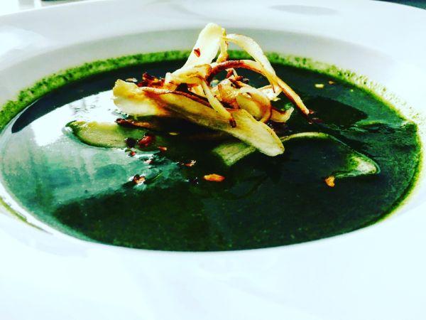 Videorecept: Jednoduchá, rýchla a zdravá špenátová polievka ...