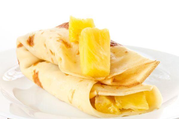 Palacinky s ananásom |
