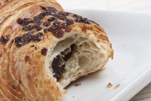 Nugátové croissanty |