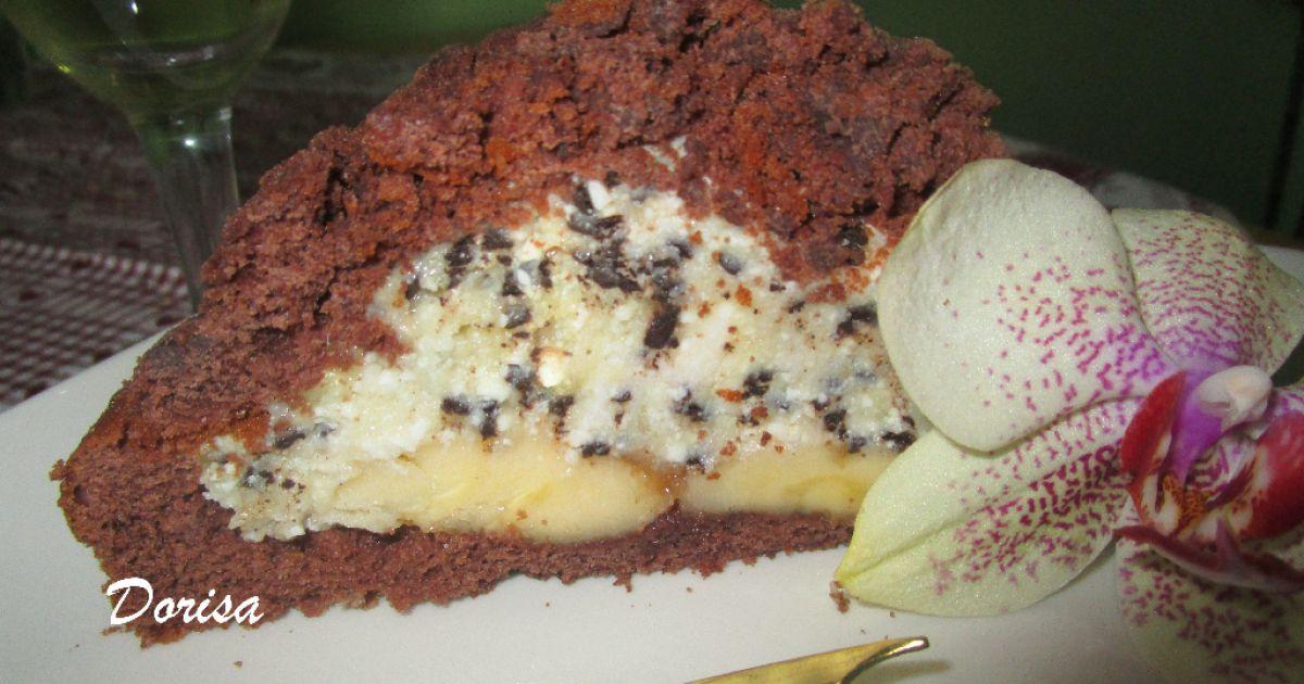 Krtkova torta s pudingom a tvarohom, fotogaléria 1 / 9.