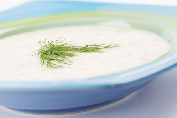 Biela veľkonočná polievka |