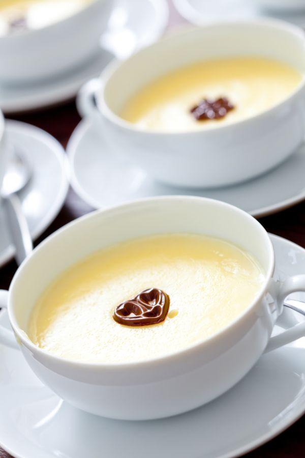 Vanilkový krém  Créme á la vanille |