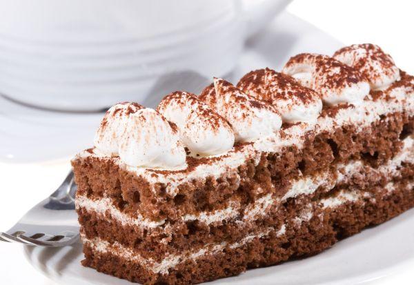 Lahodný tvarohový koláč |