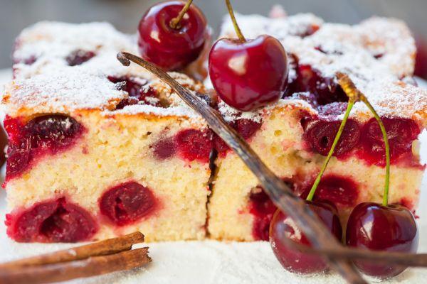 Francúzsky koláč s ovocím |