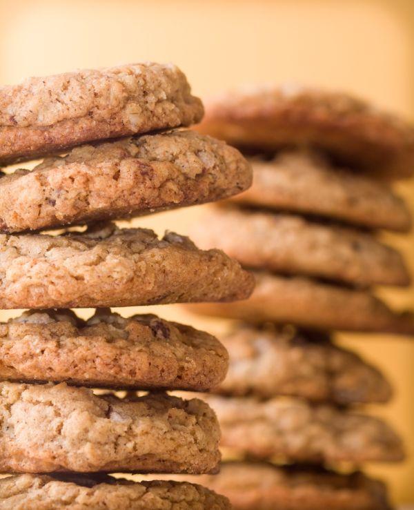 Vynikajúce čokoládové cookies |