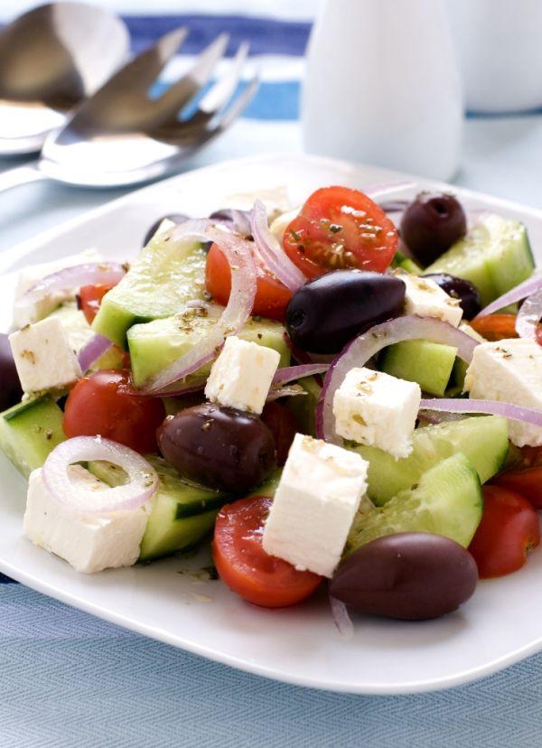 Grécky šalát |