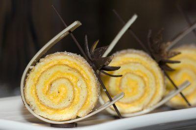 Kokosová roláda |
