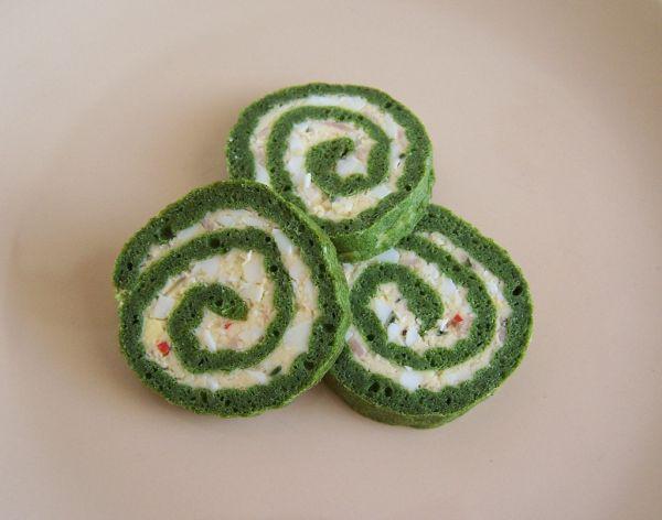 Zelená roláda |