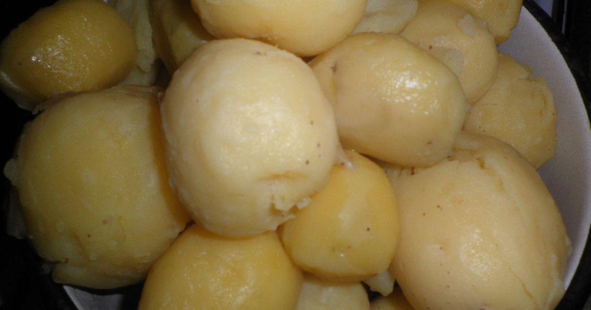 Francúzske zemiaky so smotanou, fotogaléria 2 / 7.
