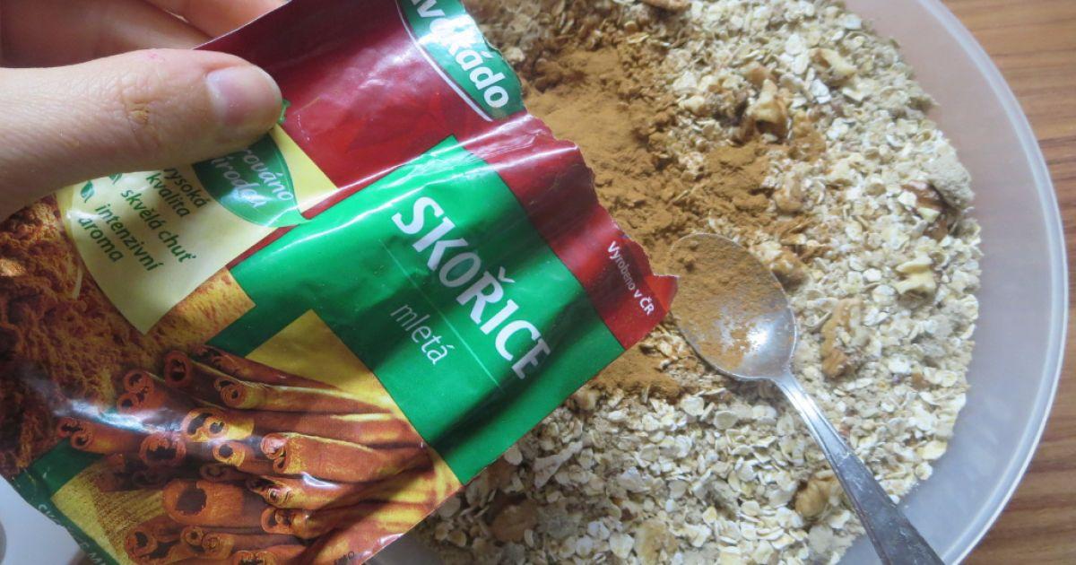 Škoricové placky zo slnečnicových semienok ...