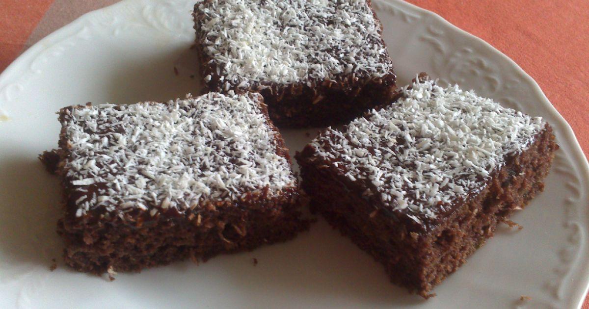 Cuketový koláč s kokosom, fotogaléria 13 / 13.