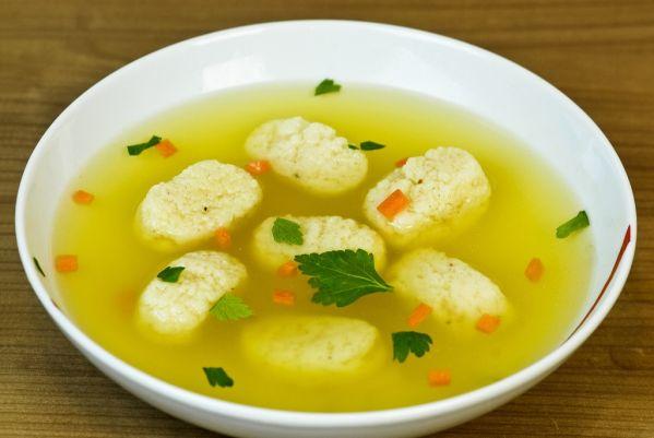 Halušky do polievky |