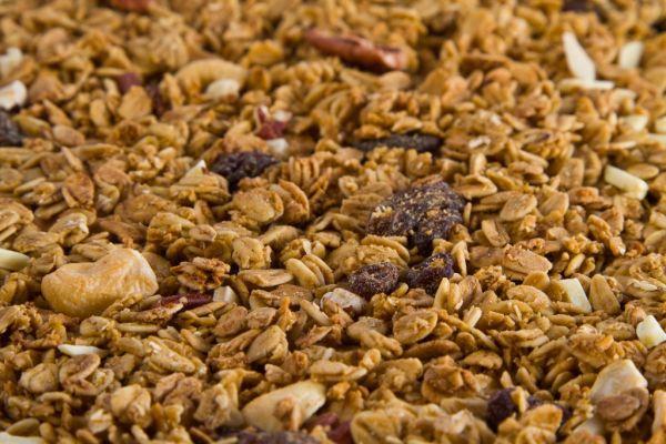Domáce orechové müsli |