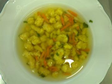 Červánková polévka  Recepty na každý den