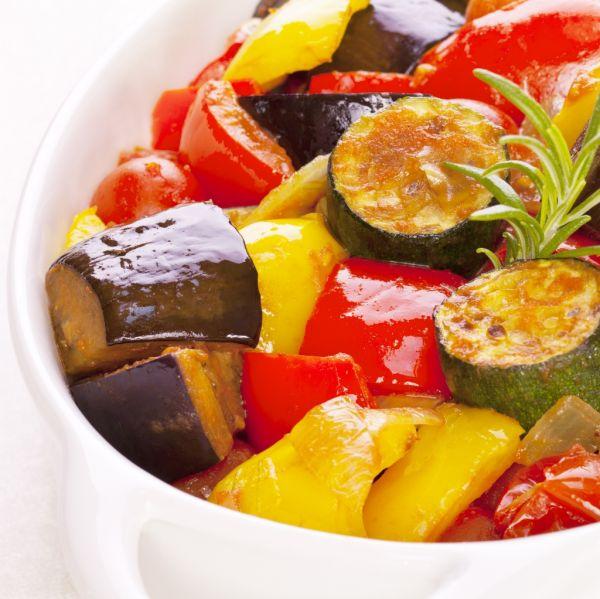 Francúzska opečená zeleninová zmes |