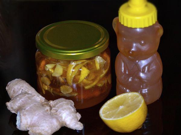 Zázvorový med proti kašľu |