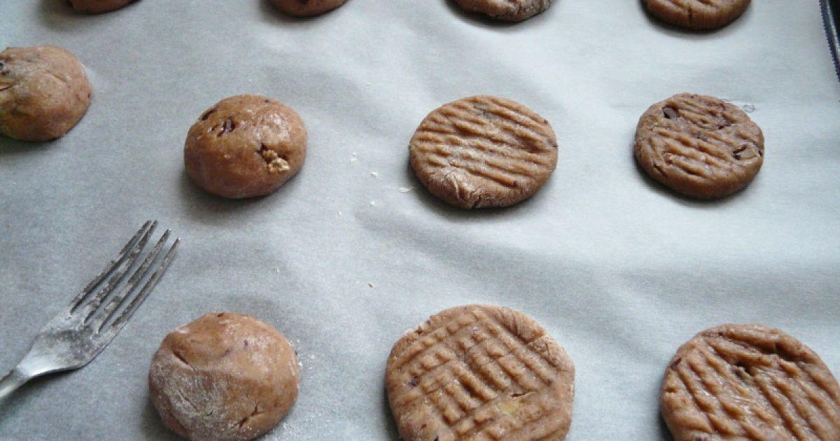Špaldové cookies s kúskami čokolády, fotogaléria 4 / 6.